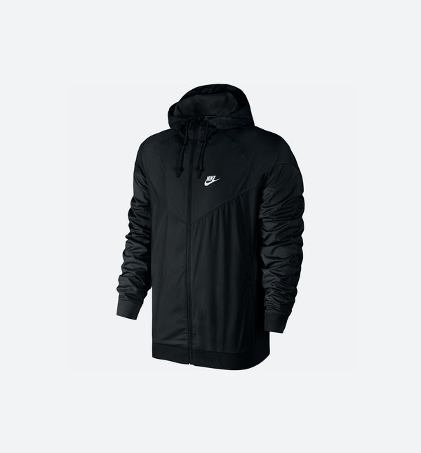 NIKE SPORTSWEAR WINDRUNNER JACKET MEN'S - BLACK