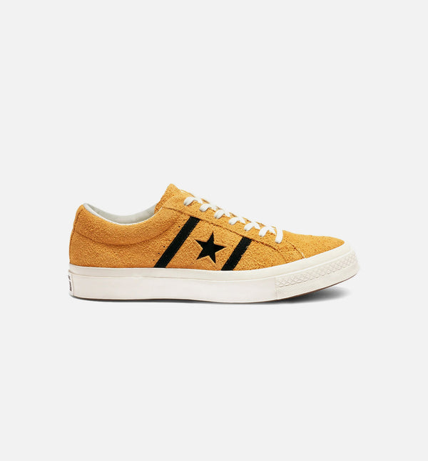 ONE STAR ACADEMY OX MENS SHOE - ORANGE/WHITE