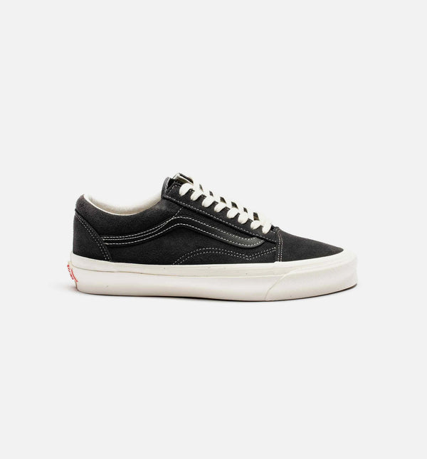 VAULT OG OLD SKOOL LX MENS LIFESTYLE SHOE - BLACK/BONE