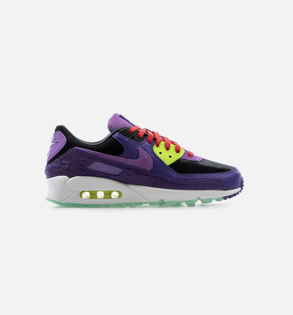 AIR MAX 90 QS MASHUP Subscribe to receive updates, access to exclusive deals, and more - PURPLE/BLACK/VOLT
