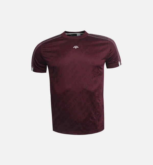 AW MENS SOCCER JERSEY - MAROON