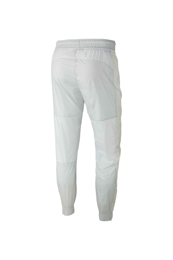 RE-ISSUE WOVEN MENS PANTS - WHITE/WHITE