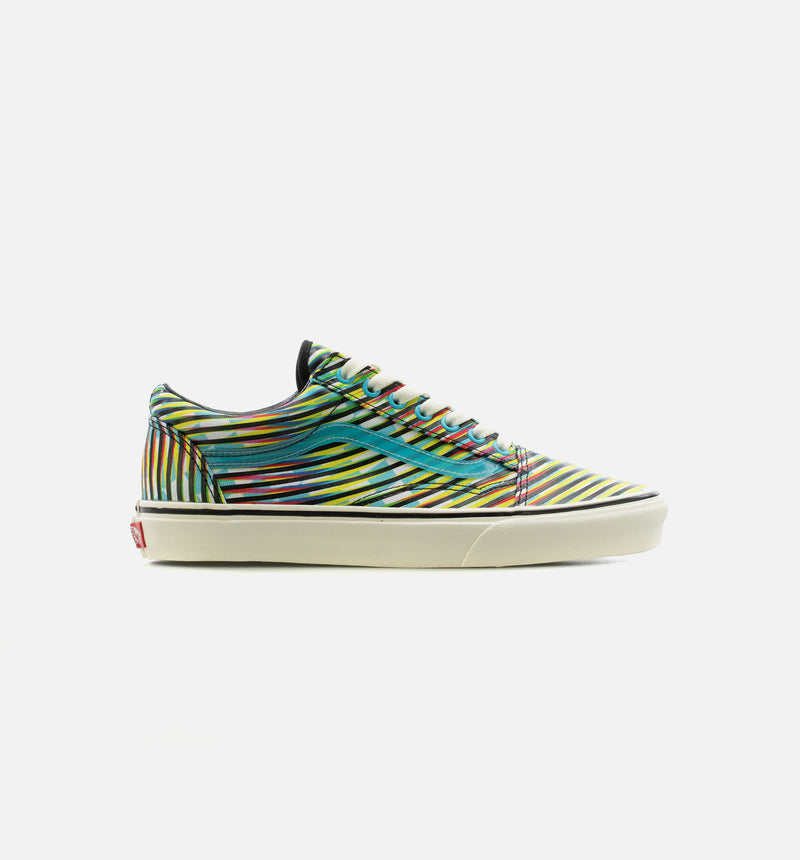 ANDERSON .PAAK X VANS OLD SKOOL MENS SKATEBOARDING SHOE - WHITE/MULTI