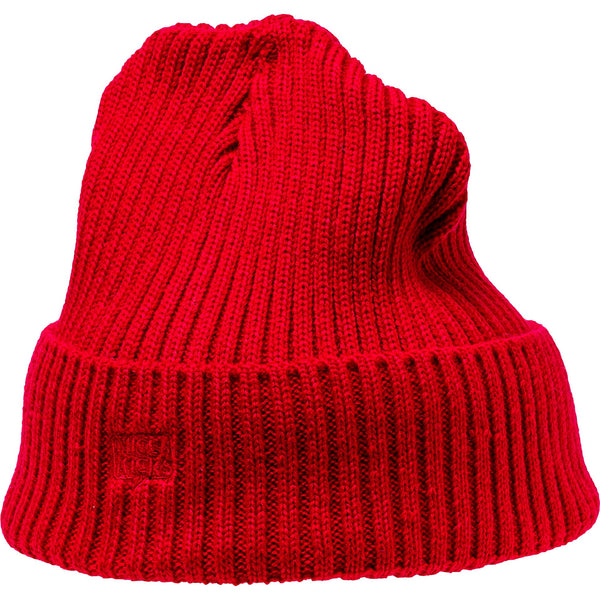 NICE KICKS BOX LOGO BEANIE - RED