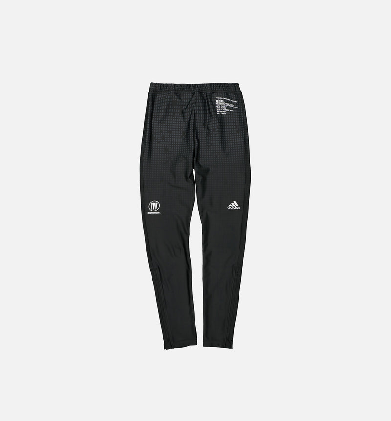 ADIDAS X NEIGHBORHOOD RUN MENS TIGHTS - BLACK