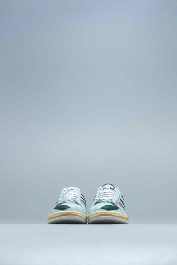 RAF SIMONS TORSION STAN SMITH MENS SHOES - CLOUD WHITE/CORE BLACK/LIGHT GREY