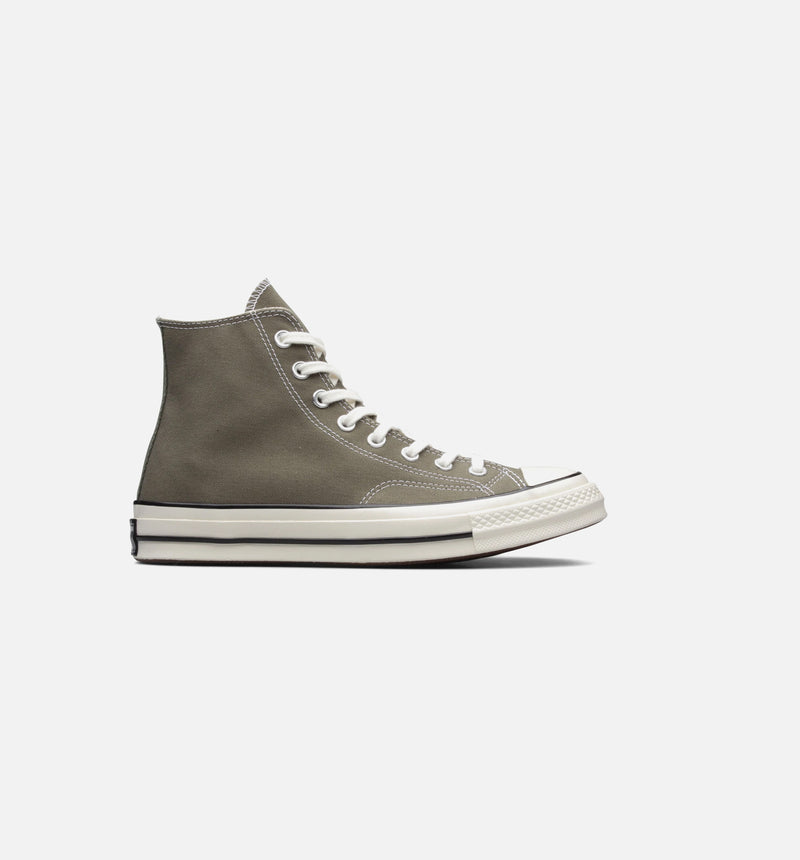 CHUCK 70 HIGH TOP MENS SHOES - GREEN/WHITE