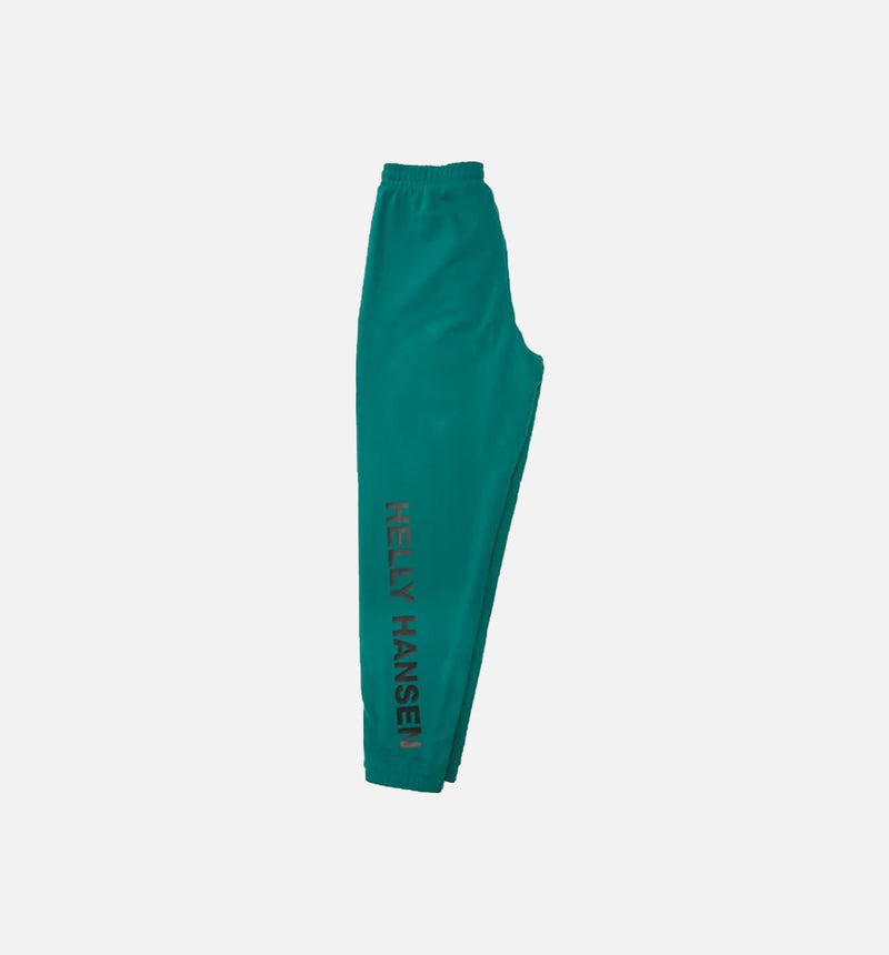 PUMA X HELLY HANSEN MENS FLEECE PANTS - BLUE