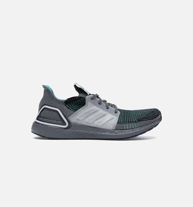 ULTRABOOST 19 MENS RUNNING SHOE - BLACK/GREY