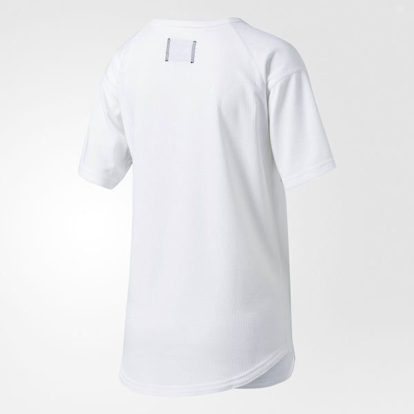 ADIDAS ATHLETICS X REIGNING CHAMP TEE WOMEN'S - WHITE