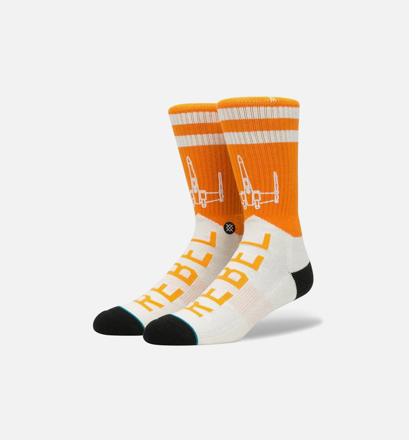 STANCE STAR WARS VARSITY REBEL SOCKS MEN'S - ORANGE