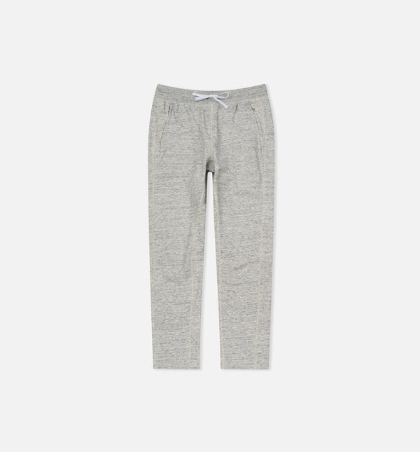 ADIDAS ATHLETICS X REIGNING CHAMP FLEECE PANTS MEN'S - WHITE/COLORED HEATHER