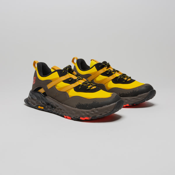 MS850 MENS LIFESTYLE SHOE - YELLOW/BLACK