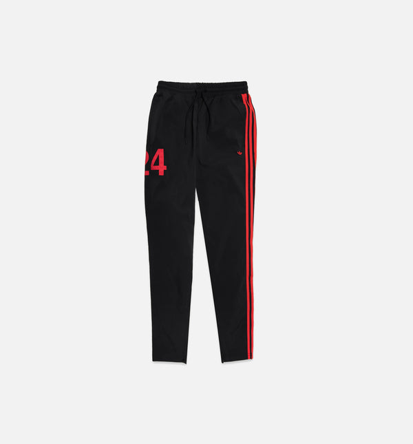 424 MENS TRACK PANTS - BLACK