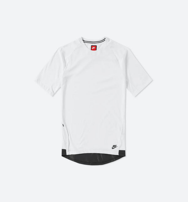 NIKE SPORTSWEAR BONDED MEN'S - WHITE/BLACK