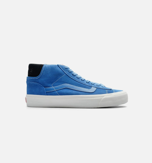 OG MID SKOOL LX MENS SHOE - BLUE/WHITE