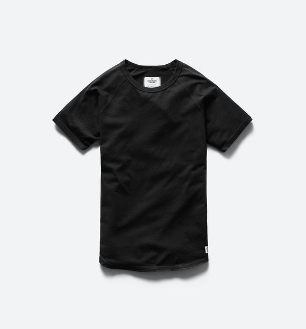 REIGNING CHAMP X ADIDAS JERSEY TEE MEN'S - BLACK