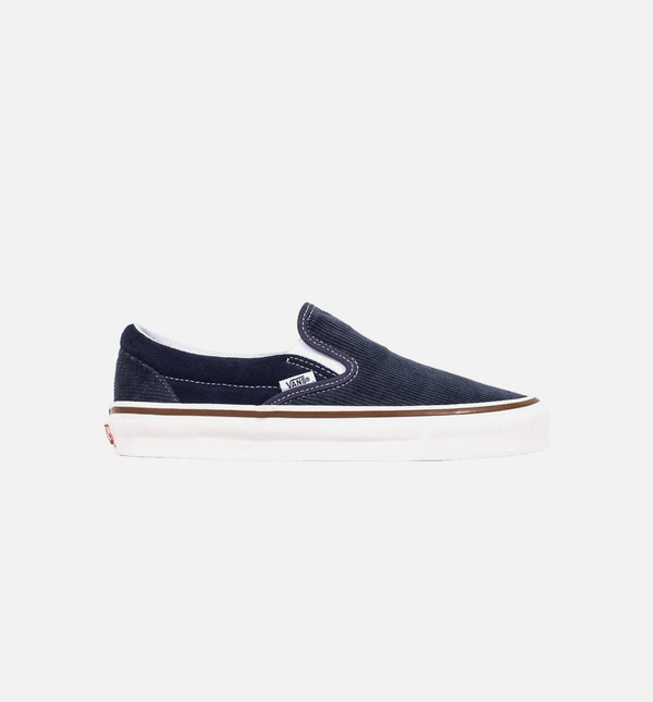 ANAHEIM FACTORY CLASSIC SLIP ON 98 MENS SHOES - OG NAVY/WHITE