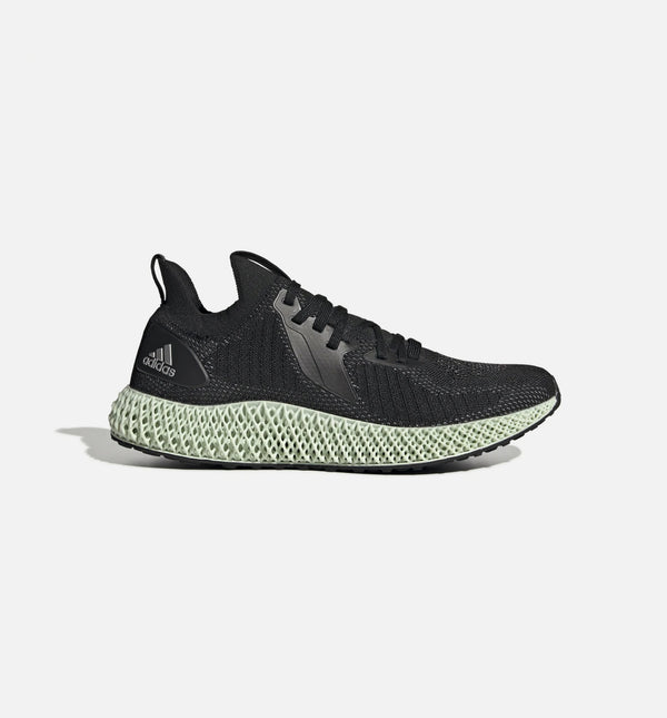 ALPHAEDGE 4D REFLECTIVE MENS RUNNING SHOE - BLACK/GREEN