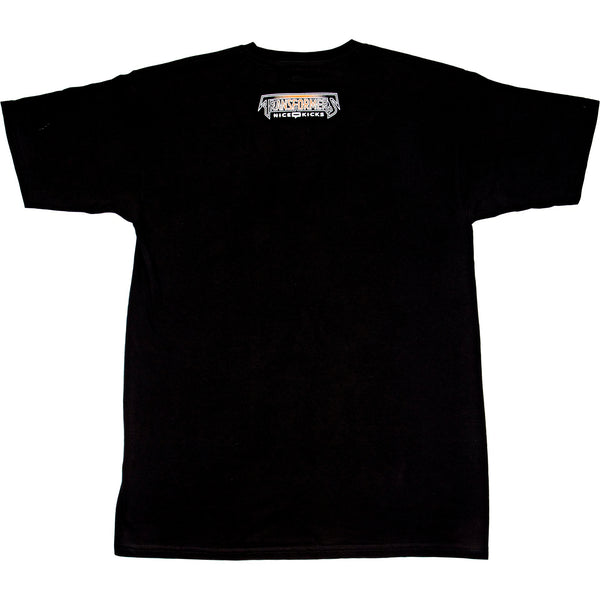 NICE KICKS X TRANSFORMERS MEGATRON TEE MEN'S - BLACK