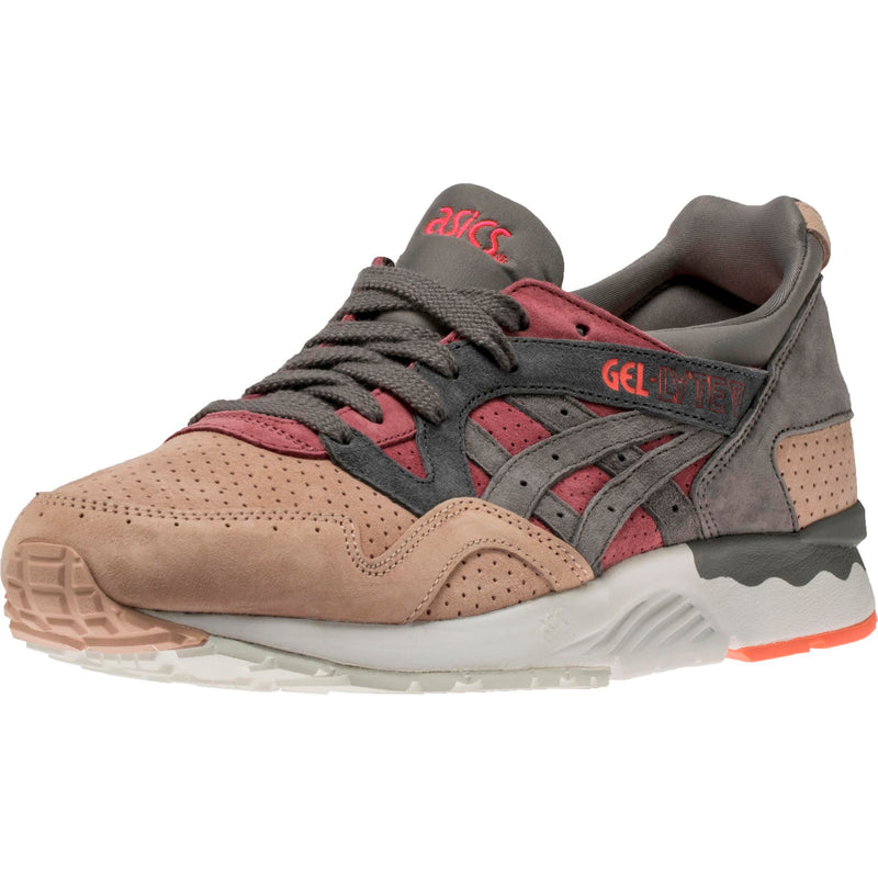 ASICS TIGER GEL-LYTE V MEN'S - MAUVE WOOD/ALUMINUM