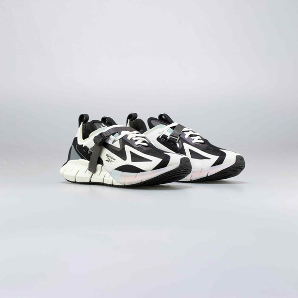 ZIG KINETICA CONCEPT_TYPE1 MENS RUNNING SHOE - WHITE/BLACK/LUNAR BLUE