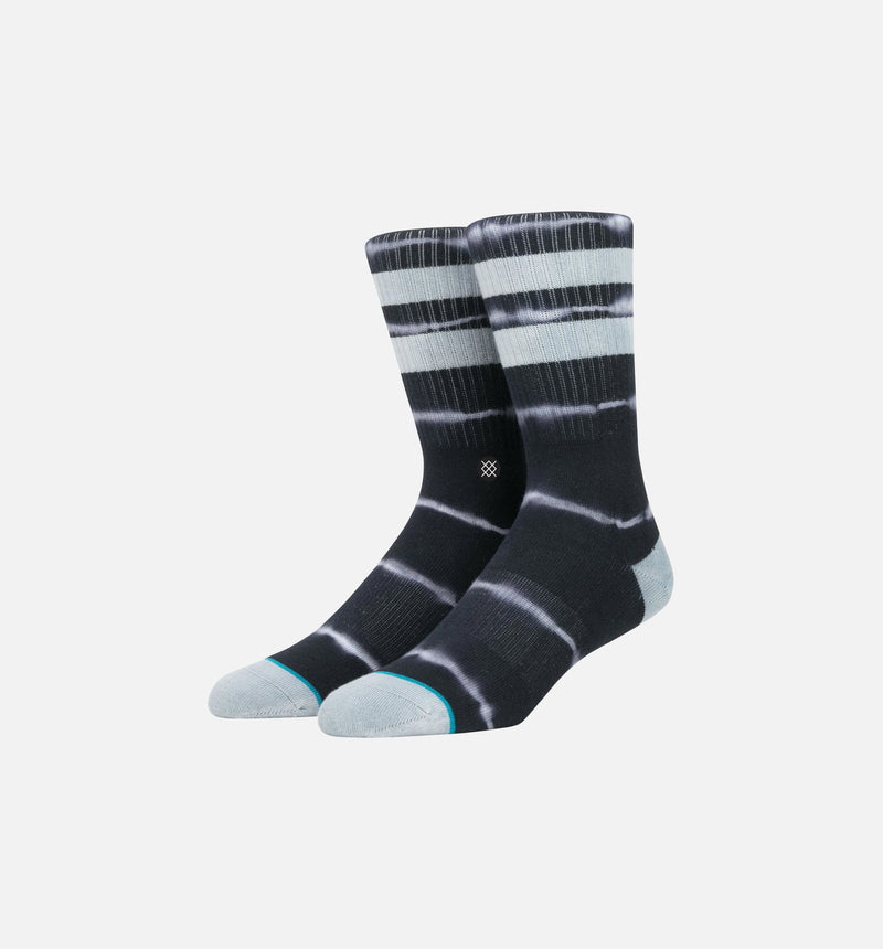 STANCE 6AM CREW SOCKS MEN'S - WHITE