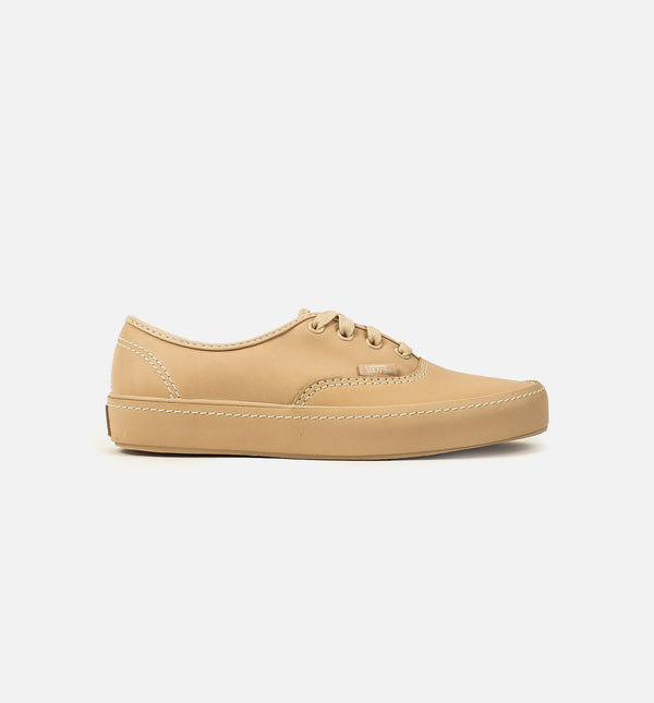 AUTHENTIC LEATHER MENS SHOE - AMBERLIGHT/AMBERLIGHT