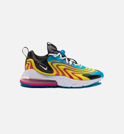 NIKE AIR MAX 270 REACT ENG MENS SHOE - LASER BLUE/WHITE/ANTHRACITE