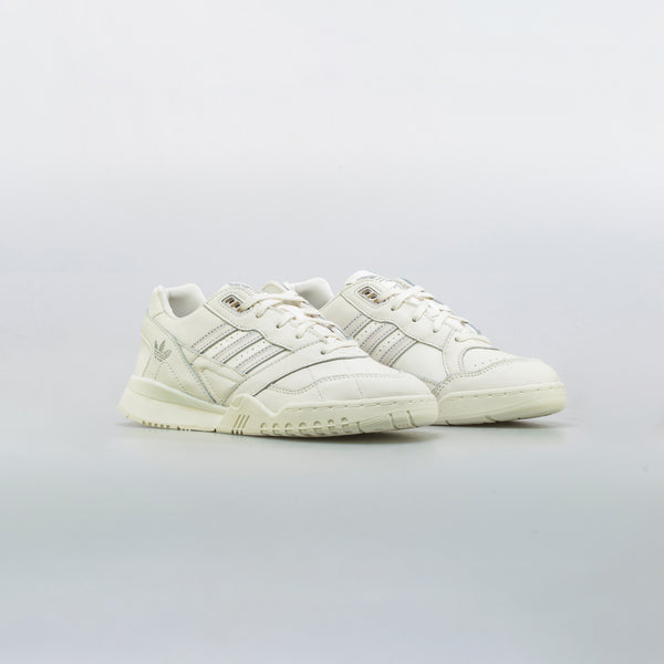 A.R. TRAINER WOMENS LIFESTYLE SHOE - BONE/OFF WHITE