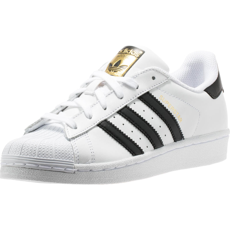 ADIDAS SUPERSTAR WOMEN'S - RUNNING WHITE FTW/BLACK