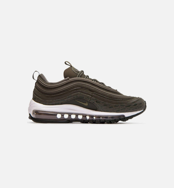 AIR MAX 97 LX WOMENS SHOE - CARGO KHAKI/SEQUOIA/SEPIA STONE