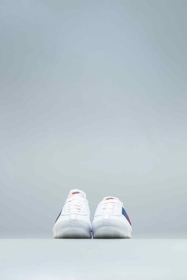 CORTEZ '72 S.D. MENS LIFESTYLE SHOE - WHITE/BLUE/RED