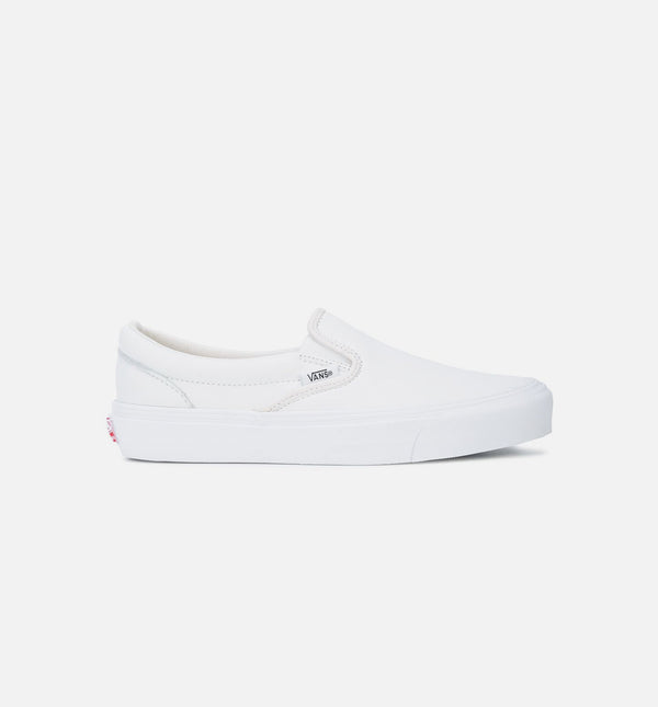 OG CLASSIC SLIP ON LX MENS SHOE - WHITE/WHITE