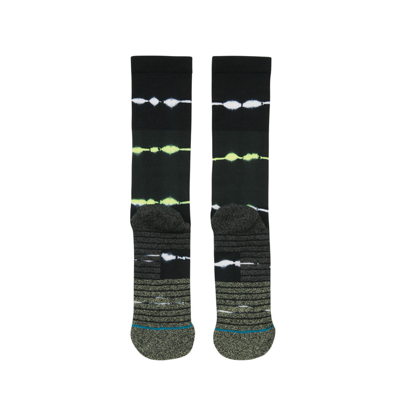 STANCE MEARA CREW SOCKS MEN'S - BLACK/WHITE/MULTI