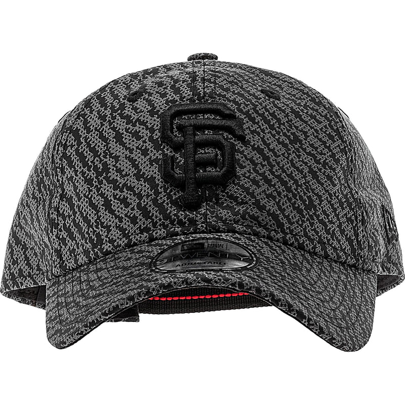 NEW ERA SAN FRANCISCO GIANTS MLB STRAPBACK MEN'S - BLACK/GREY