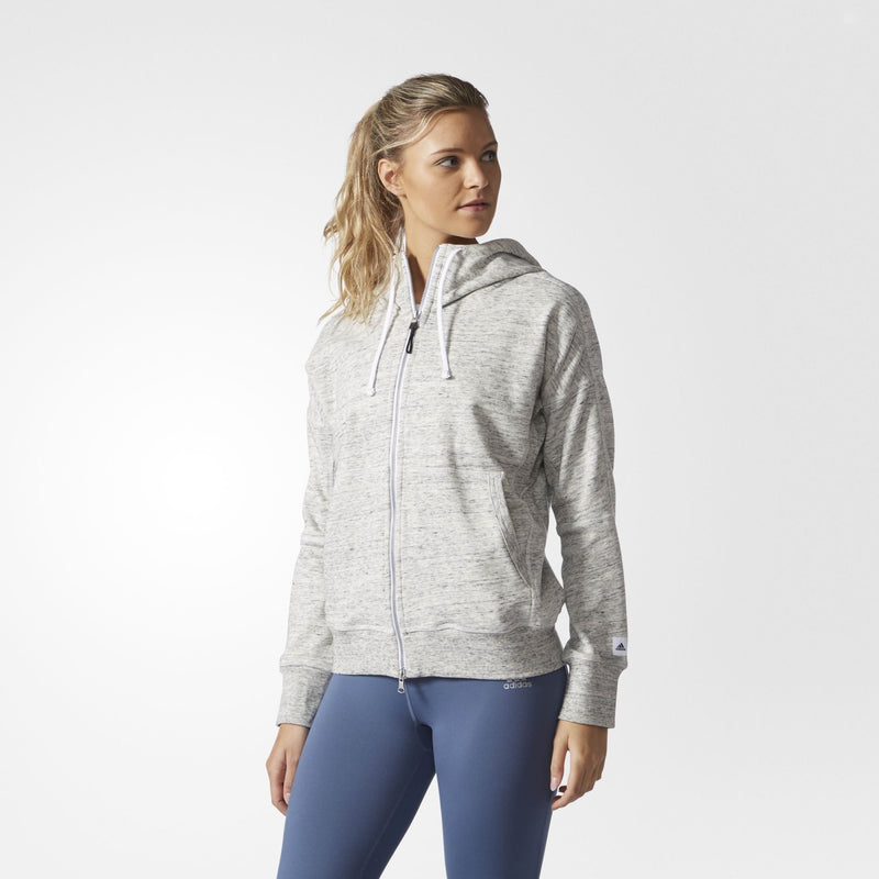690bcd0b25 ADIDAS ATHLETICS X REIGNING CHAMP FRENCH TERRY HOODIE WOMEN'S - GREY ...