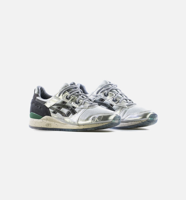SNEAKER LAH GEL LYTE III OG MENS LIFESTYLE SHOE - GREY/SILVER/GREEN