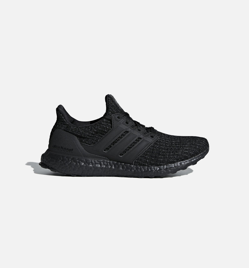 ULTRABOOST CORE MENS RUNNING SHOE -BLACK/BLACK