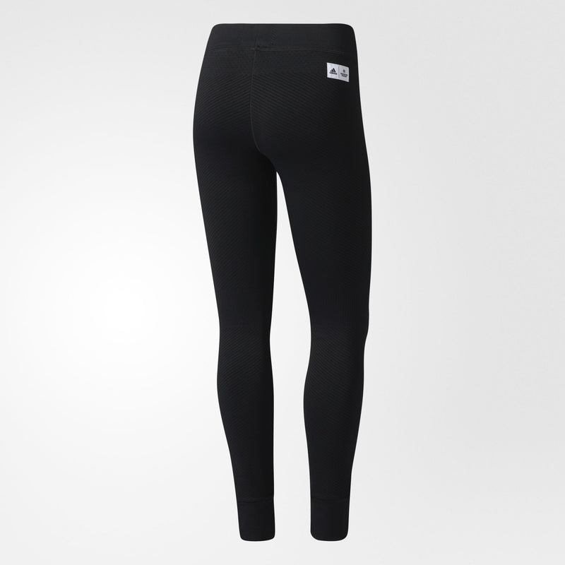 ADIDAS ATHLETICS X REIGNING CHAMP PRIMEKNIT TIGHTS WOMEN'S - BLACK