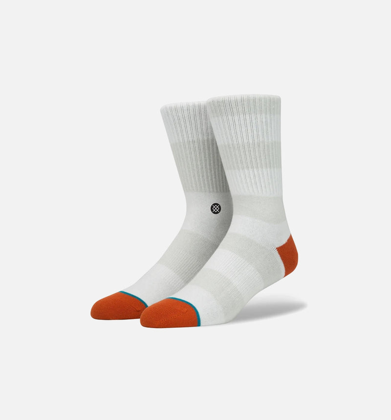 STANCE CADET 2 CREW MENS SOCKS - NATURAL