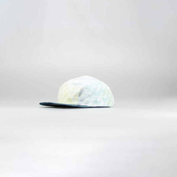 NICE KICKS LIFE HAT - MULTI-COLOR/WHITE/DENIM