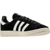 ADIDAS CAMPUS MEN'S SHOES - CORE BLACK/RUNNING WHITE/CHALK WHITE