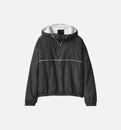 ADIDAS X ALEXANDER WANG CAPSULE COLLECTION WINDBREAKER MEN'S - BLACK/OFF WHITE