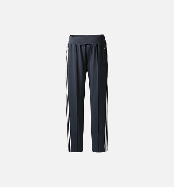 FOREST GATE MENS TRACK PANTS - NAVY/WHITE