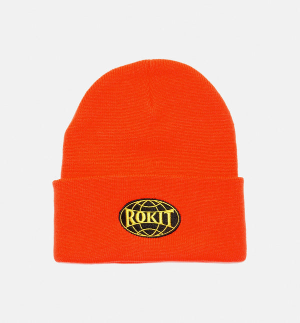 WELTERWEIGHT BEANIE - ORANGE/ORANGE
