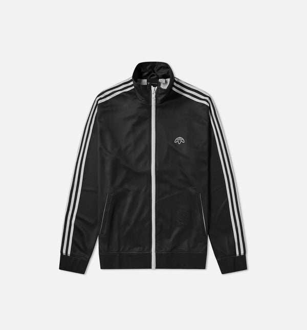 ADIDAS ORIGINALS BY ALEXANDER WANG MENS TRACK JACKET - BLACK /WHITE