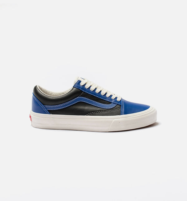 OLD SKOOL VLT LX MENS LIFESTYLE SHOE - BLACK/BLUE