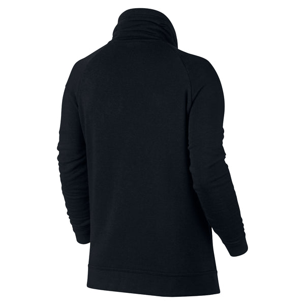 NIKE SPORTSWEAR MODERN FLEECE WOMENS - BLACK