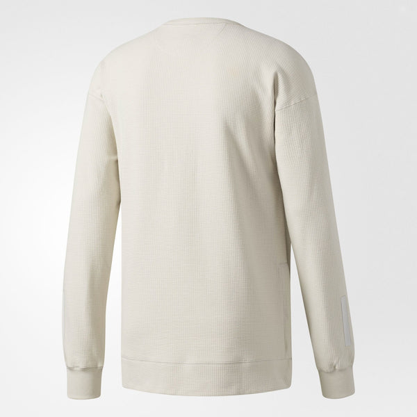 ADIDAS NOVA INSTINCT CREW SWEATSHIRT MEN'S - CLEAR BROWN